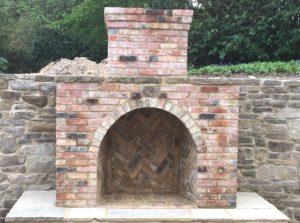 Brickwork Chimney
